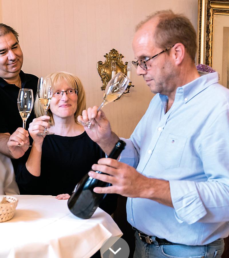 Wein- & Sektprobe